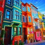 منازل ملونة و مبهجة  12