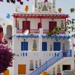 منازل ملونة و مبهجة  2