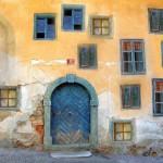 منازل ملونة و مبهجة  21