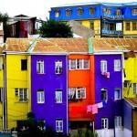 منازل ملونة و مبهجة  23