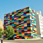 منازل ملونة و مبهجة  7