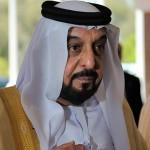 الشيخ خليفة بن زايد حاكم دولة الإمارات