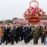 إحياء ذكرى الشهداء في الصين