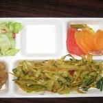 السمك المقلى وجبة رئيسية فى مدارس الهند