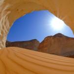 الصحراء البيضاء