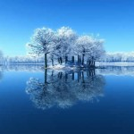الطبيعة الزرقاء