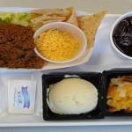الوجبة الغذائية فى الولايات المتحدة الأمريكية.