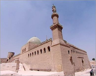 جامع محمد بن قلاوون