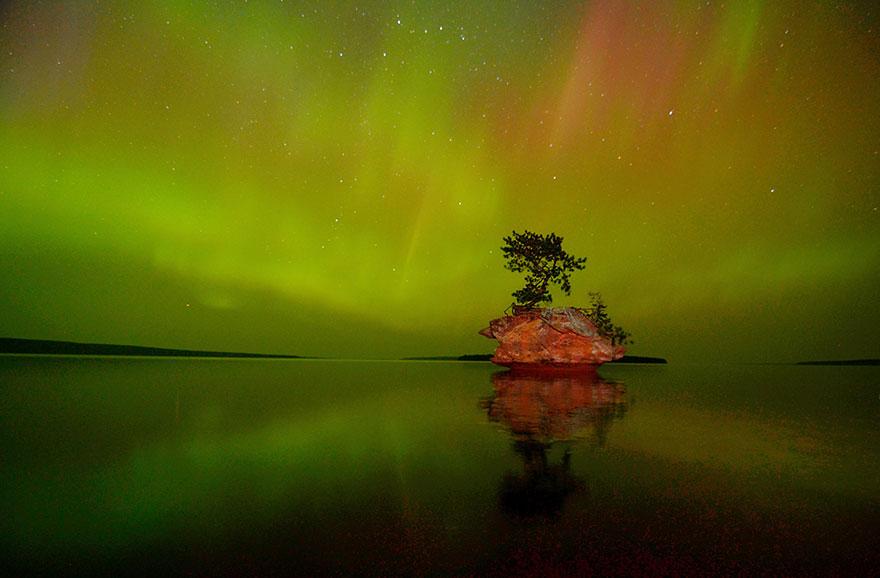 جزر البحيرةالوطنية