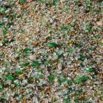 شواطئ الزجاج