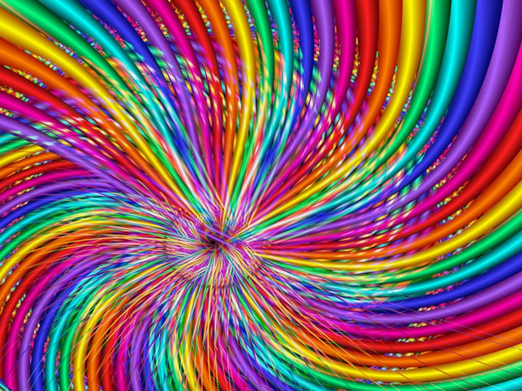 بالصور .. سحر ألوان قوس المطر يغمر حياتنا !!