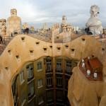 لابيدريرا في برشلونة، إسبانيا .