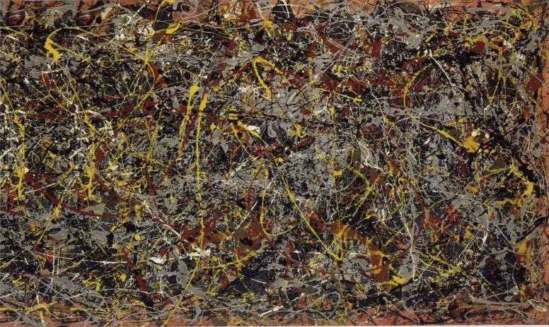 لوحة رقم 5، 1948