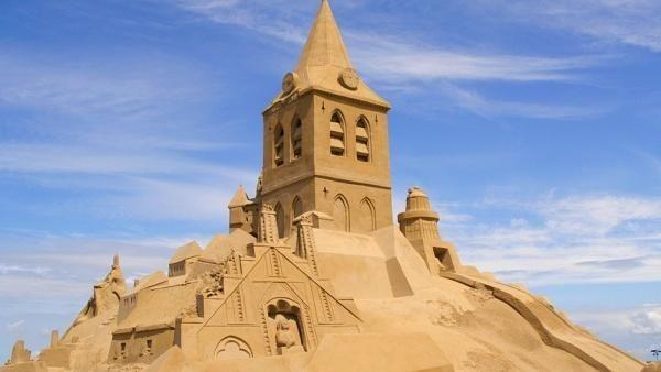 مدينة الرمال