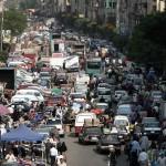 10- القاهرة في مصر و يبلغ عدد سكانها ما يقرب من 18.5 مليون نسمة