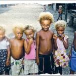 سكان جزر سليمان