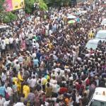  6- مومباي في الهند و يبلغ عدد سكانها قرابة ال 21 مليون نسمة