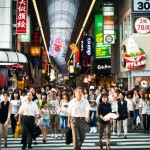 7- أوساكا في اليابان و يبلغ عدد سكانها 20 مليون نسمة