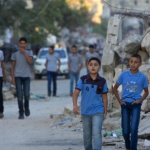الدراسة في غزة