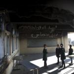 الدارسة في غزة