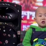 طرائف «got talent» .. الطفل الراقص الذى أبهر لجنة التحكيم بالصين