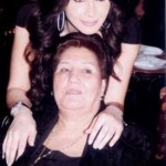 إليسا ووالدتها