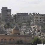 الجيش يبدأ في تدمير المنازل علي الحدود -رفح4