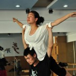 الرقص في عالم الصم والبكم