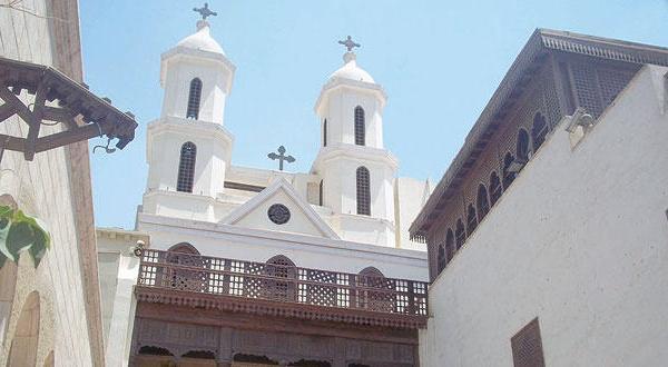 الكنيسه المعلقة 4