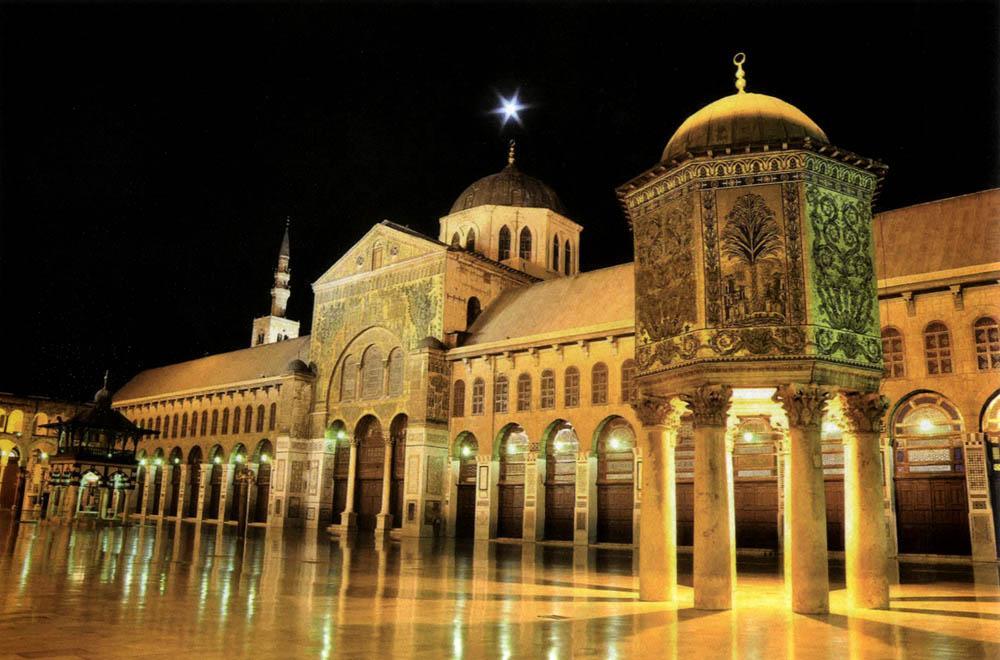 المسجد الأموى
