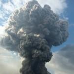 بركان إندونسيا