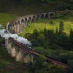 جسر جلينفنان - اسكتلندا