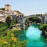 جسر ستاريموست - البوسنة والهرسك
