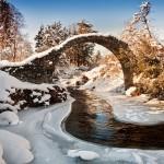 جسر كاربريدج - استكتلندا