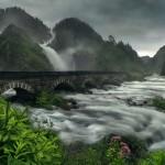 جسر لاتفسون - النرويج