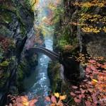 جسر لاروز - سويسرا