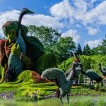 حدائق مونتريال - كندا