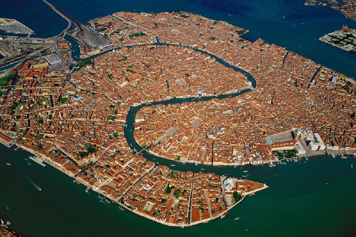خريطة فينيسيا