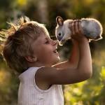 سعادة الأطفال