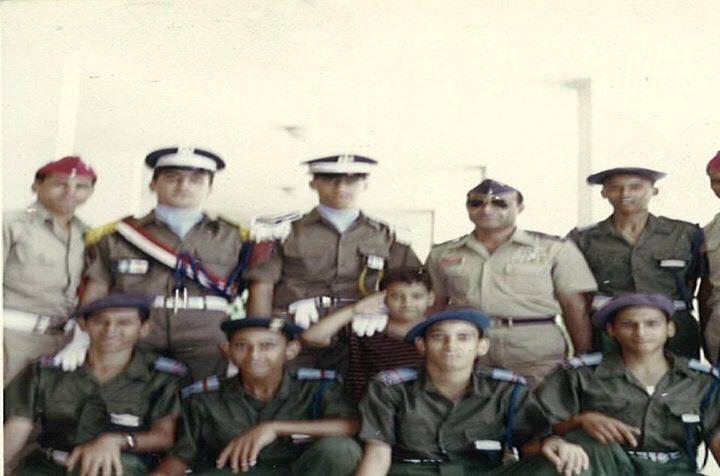 عمرو مصطفى بالثانوية الجوية