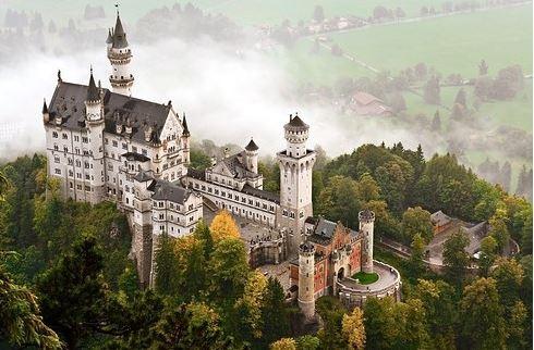 قلعة نويشفانشتاين، ألمانيا