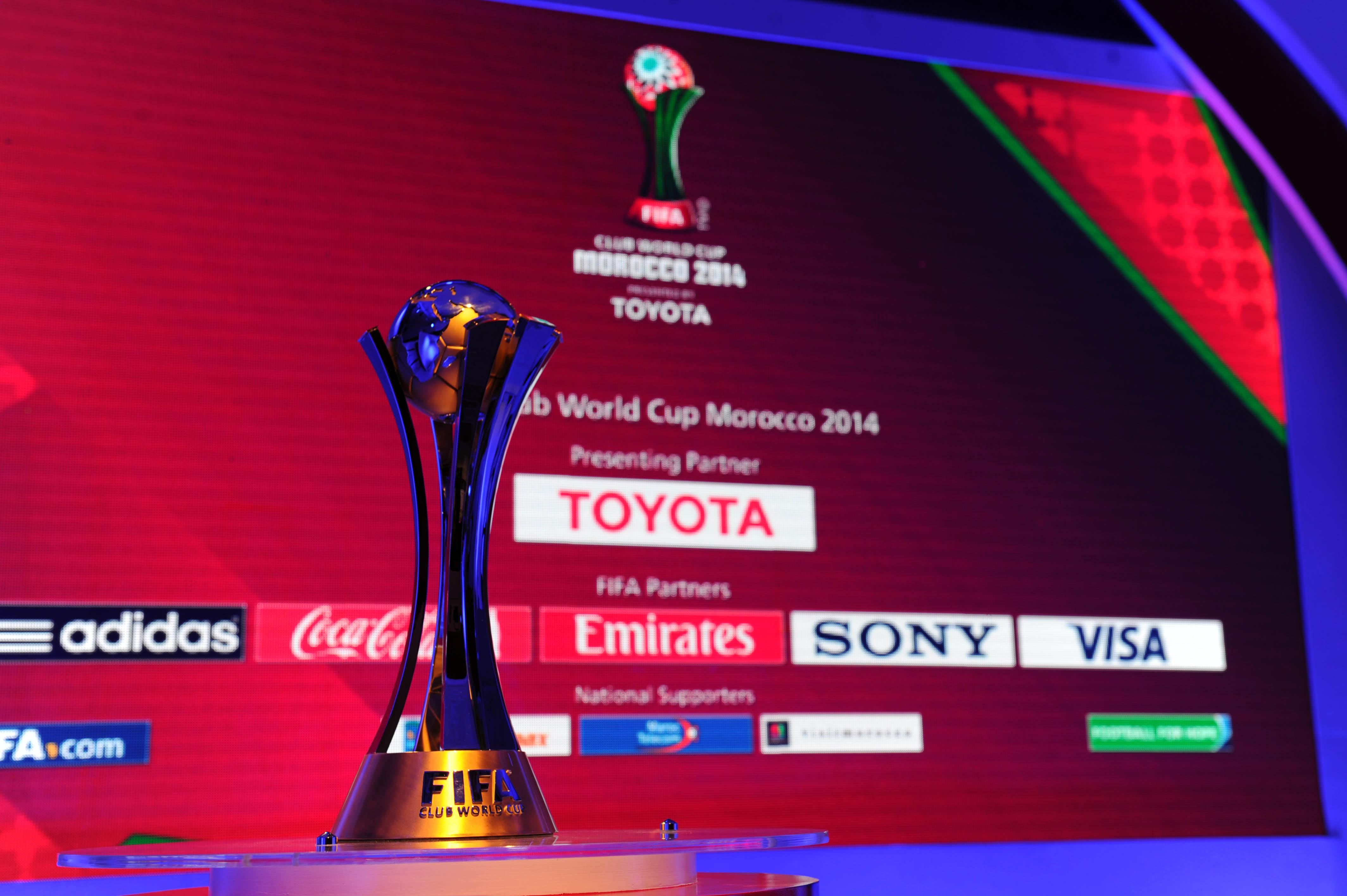 كأس العالم للأندية بالمغرب 2014