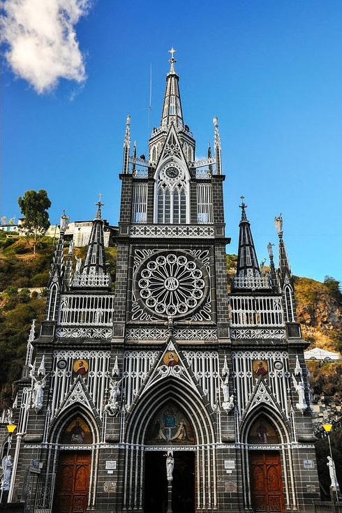 لاس اخاس الحرم، كولومبيا