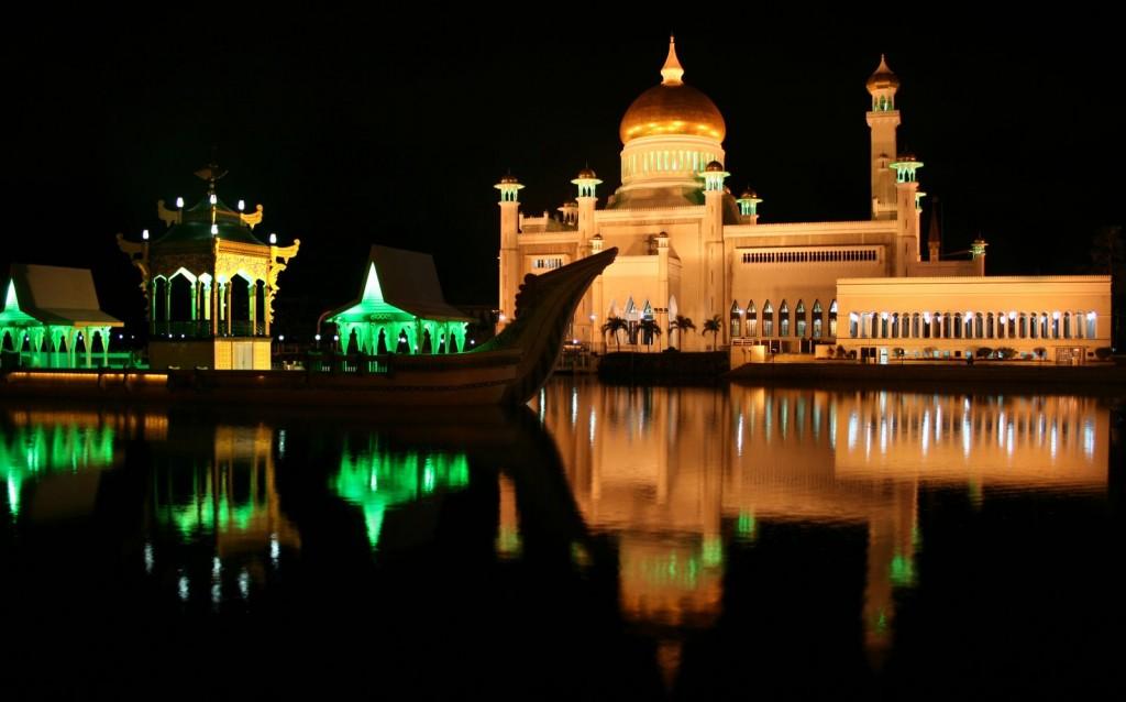 مسجد برونواى