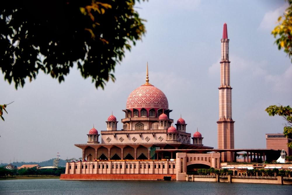 مسجد ماليزيا