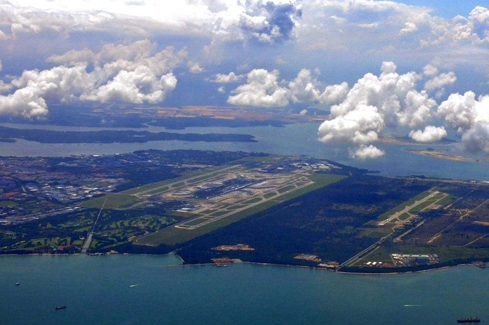 مطار تشانجى سنغافورة - Copy