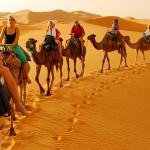 مغامرة في صحراء المغرب