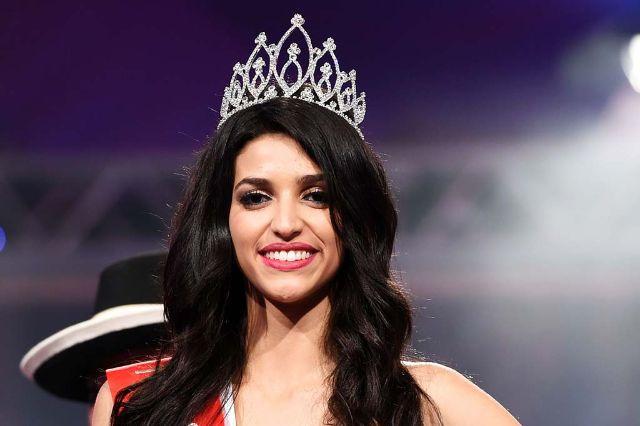 ملكة جمال الجزائر