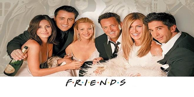 """مسلسل """"الأصدقاء"""" الأمريكي"""