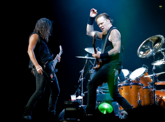 Musical band Metallica